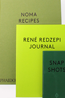 A Work in Progress: Journals, Recipes and Snapshots