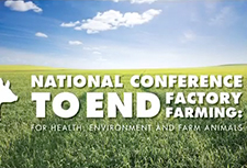 Nat'l Conf to End Factory Farming: Dr. Joel Fuhrman