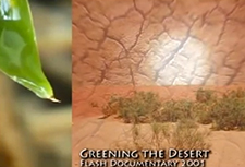 Greening the Desert with Geoff Lawton: Parts 1-4